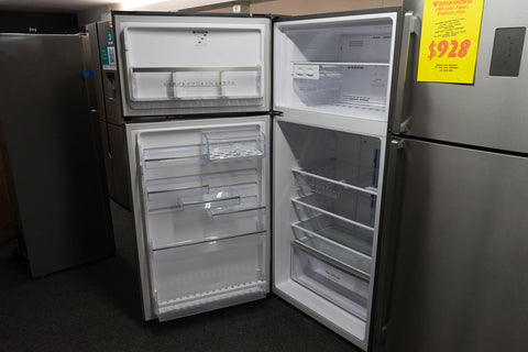 Westinghouse WTB5404SA-L 540L Stainless Steel Top Mount Fridge