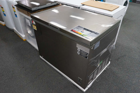 CHiQ CCF291S 292L Silver Chest Freezer