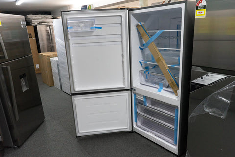 Westinghouse WBE5314SA-L 528L Stainless Steel Bottom Mount Fridge