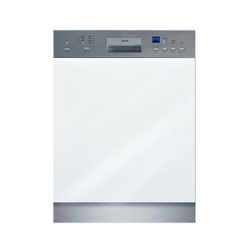 Euro EDS14PXSSEMI 60cm Semi Integrated Dishwasher