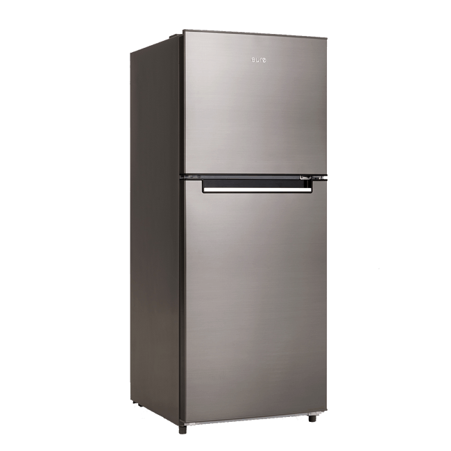 Euro EF311SX-R 311 Litre Steel Look Finish Refrigerator