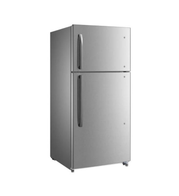 Euro EF535SX 535L Stainless Steel Top Mount Fridge