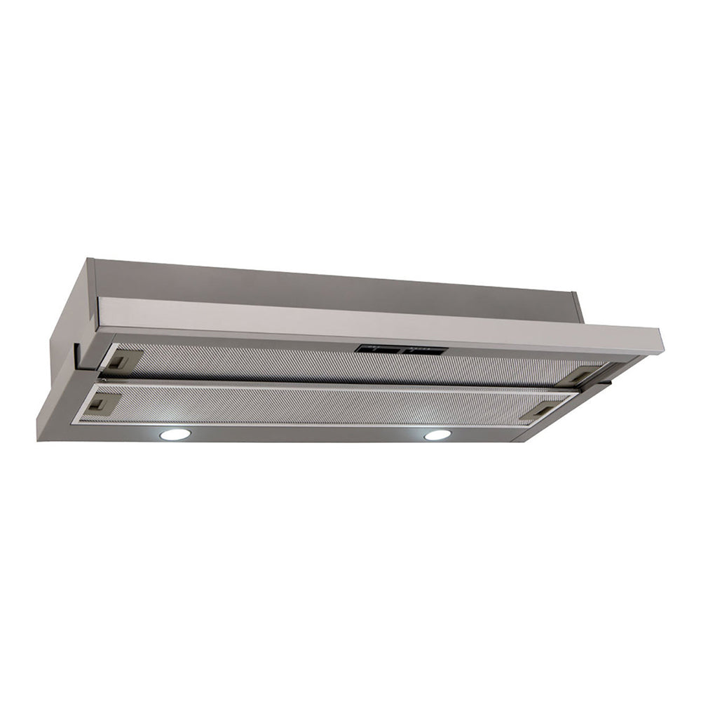 Euro Appliances ERH900SLX 90cm Slideout Rangehood