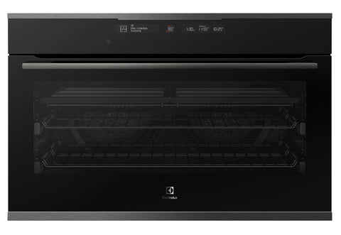 Electrolux EVEP916DSD 90cm Multifunction Pyrolytic Oven