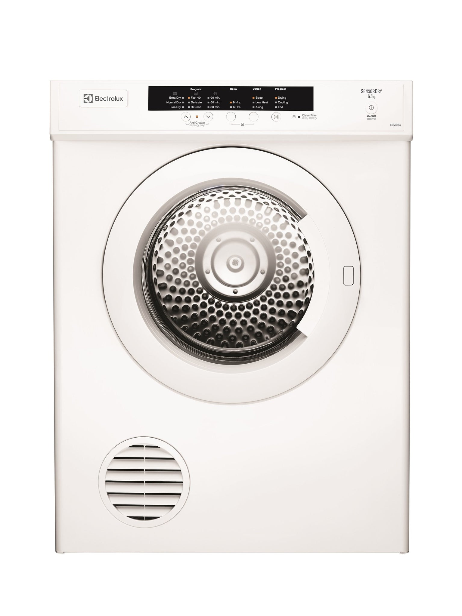 Electrolux EDV6552 6.5kg Sensor Dry Clothes Dryer
