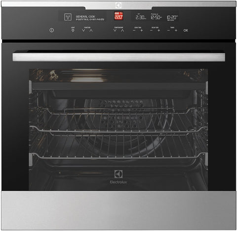 Electrolux EVE616SC 60cm Electric Black Built-In Oven
