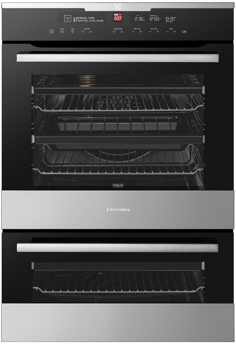 Electrolux EVEP626BB 60cm Electric Pyrolytic Wall Oven