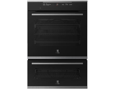 Electrolux EVEP626SD 60cm Multifunction Pyrolytic Duo Oven