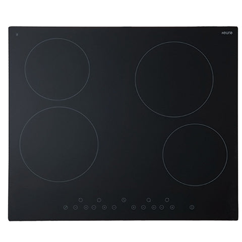 Euro ECT600C4 60cm Ceran® Touch Electric Cooktop