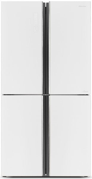 Hisense HR6CDFF695GW 695L White French Door Fridge