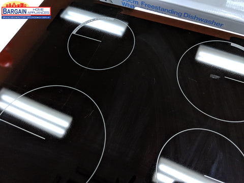 Chef CHI743BA 70cm Boosted Induction Cooktop