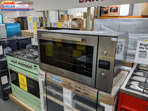 Euro ESM90TSX 90cm Multifunction Electric Oven