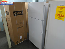 Load image into Gallery viewer, Westinghouse WTB5400WA-L 540L White Top Mount Fridge