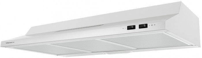 Robinhood RCA2AI9WH 900mm White Compact Canopy Rangehood - Bargain Home Appliances