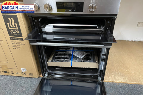 Westinghouse WVG655SCNG 60CM Natural Gas Wall Oven
