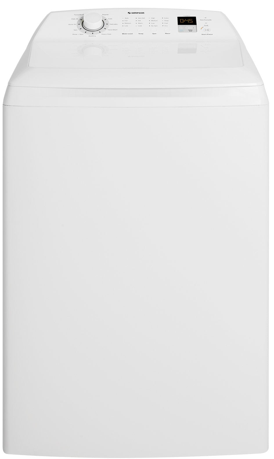 Simpson SWT9043 9kg Top Load Washing Machine