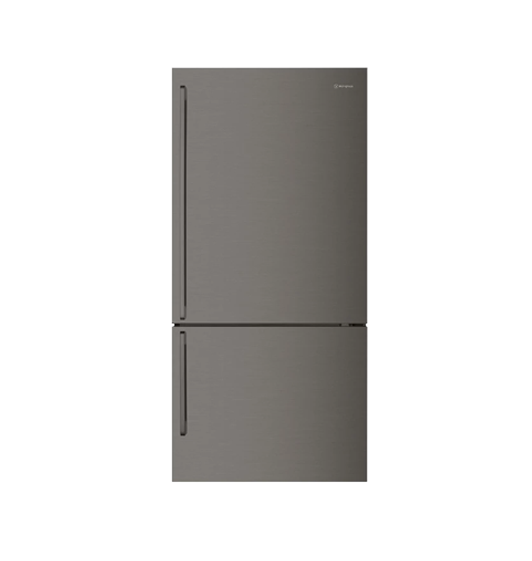 Westinghouse WBE5304BB-R 528L Dark Stainless Bottom Mount Fridge