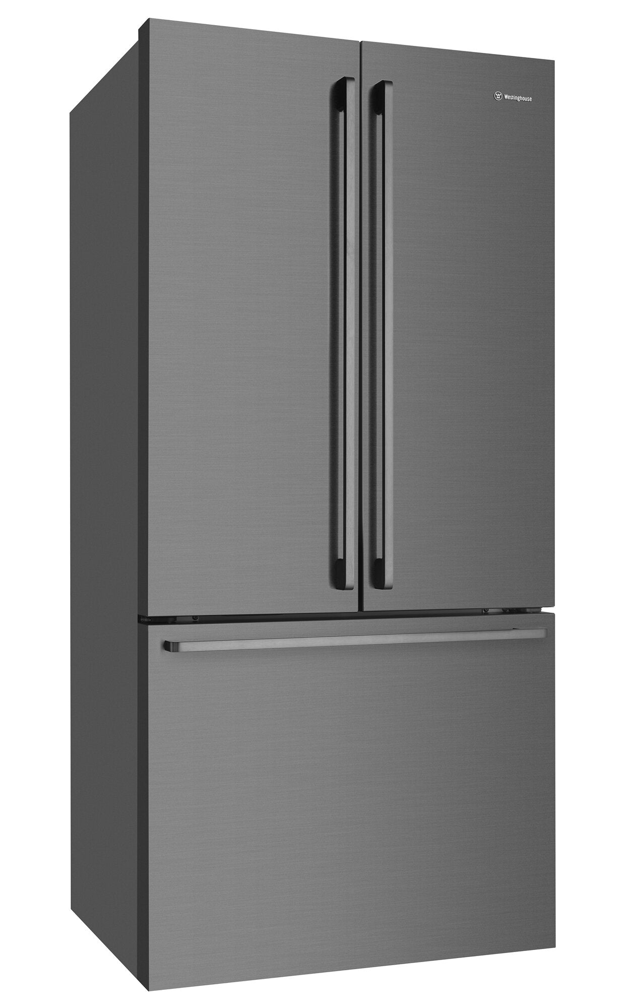 Westinghouse WHE5204BB 524L Dark Stainless Steel French Door Fridge