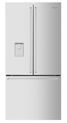 Westinghouse WHE5264SB 524L Stainless Steel French Door Fridge