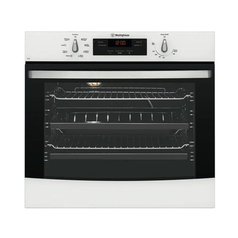 Westinghouse WVE616W 60cm White Electric Oven