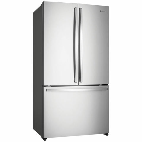 Westinghouse WHE6000SB 605L Stainless Steel French Door Fridge