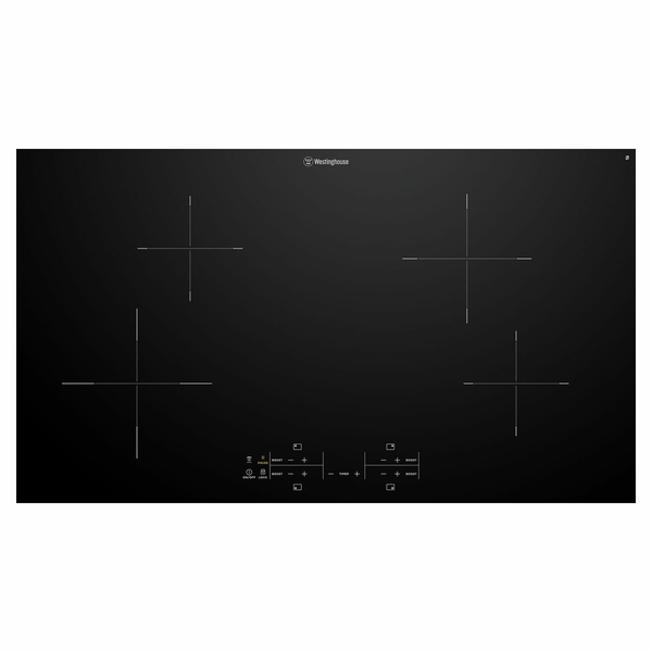 Westinghouse WHI943BC 90cm 4 zone induction cooktop