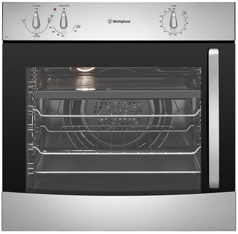 Westinghouse WVES613S-L 60cm Stainless Steel LH Side Opening Oven