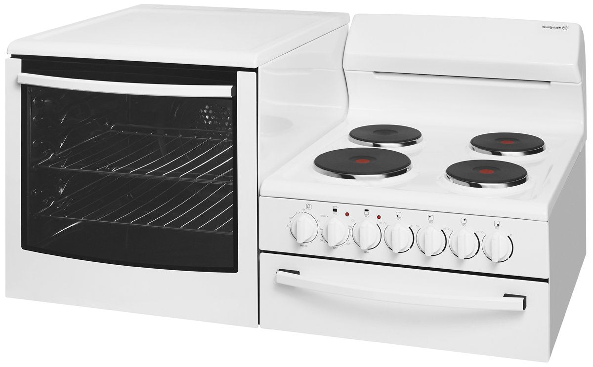 Westinghouse WDE135WA-L Electric Elevated Freestanding Cooker
