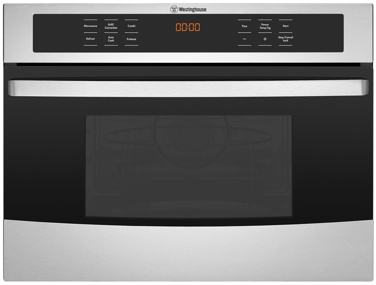 Westinghouse WMB4425SA 44L Built-In Convection Microwave - Bargain Home Appliances
