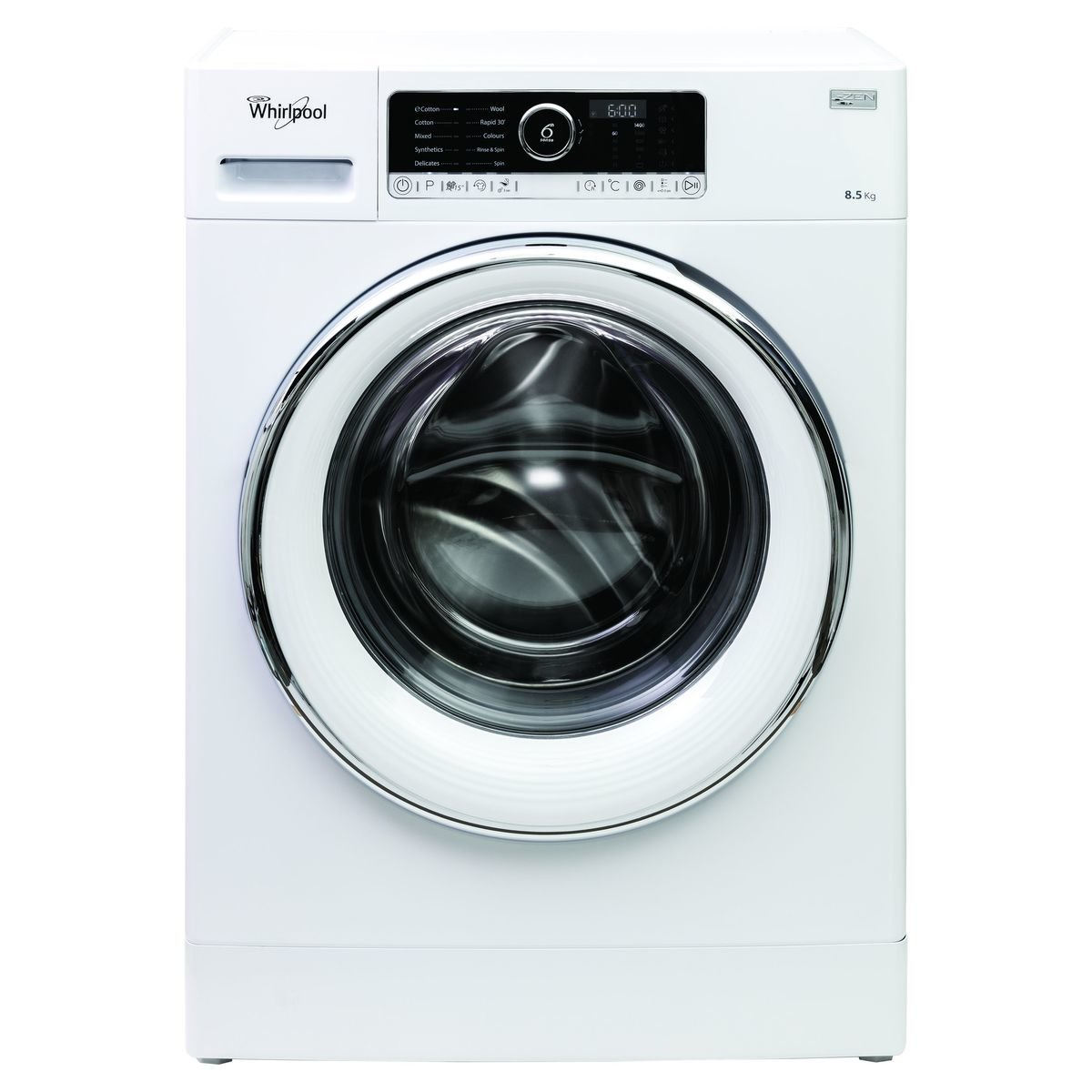 Whirlpool FSCR10420 8.5kg Front Load Washing Machine