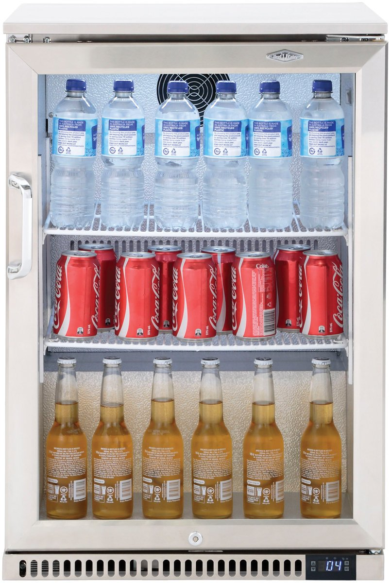 Beef Eater BS28130 120L Single Door Outdoor Display Fridge