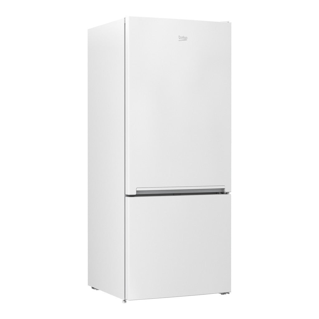 Beko BBM450W 450L Bottom Mount Fridge