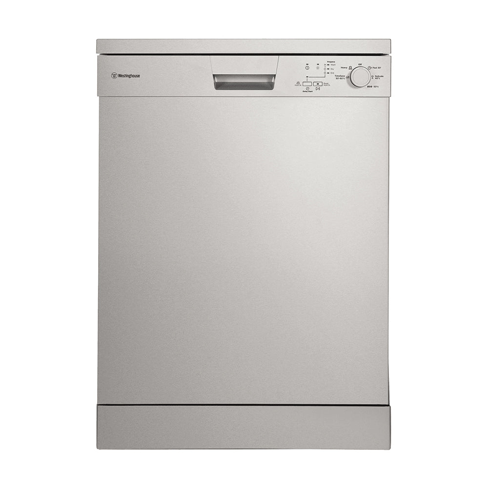 Westinghouse WSF6602XA Stainless steel freestanding dishwasher
