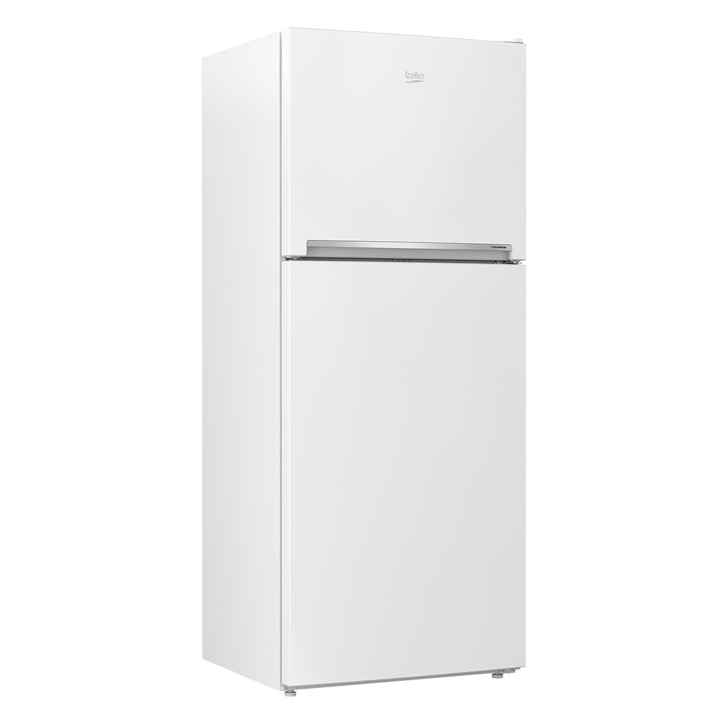 Beko BTM425W 424L White Top Mount Fridge/Freezer
