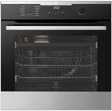 Electrolux EVEP614SC 60cm Electric Pyrolytic S/Steel Built-In Oven