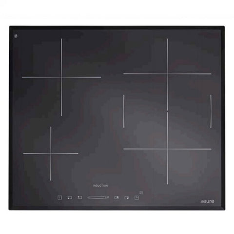 Euro ESINF600B 60cm Induction Cooktop