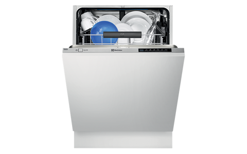 Electrolux ESL7510RO Fully Integrated Dishwasher - Custom Door & Handle Req