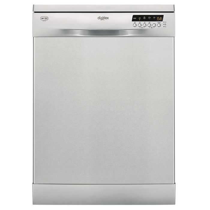 Dishlex DSF6216X Stainless Steel Freestanding Dishwasher