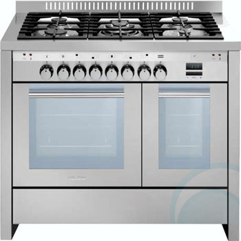 Glem ML106GGESIB Bi Energy Select 100cm Freestanding Cooker