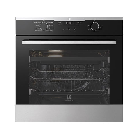 Electrolux EVE614SC 60cm Electric Oven with Telescopic Runners