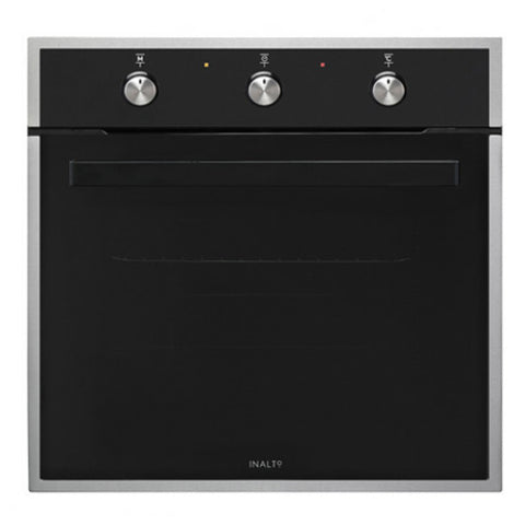 Inalto IOG6 60cm Cooking Pack - Electric Oven & Gas Cooktop