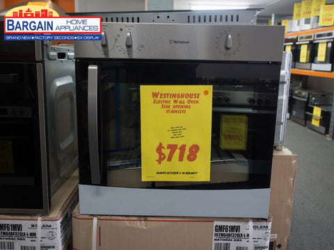 Westinghouse WVES613S-R Fan Forced Single S/Steel Oven
