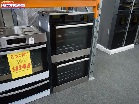 Electrolux EVE636SC 80L IOI Double Oven