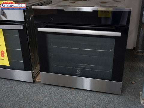 Electrolux EVEP616SC Multifunction Pyrolytic 60Cm Wall Oven With IoI