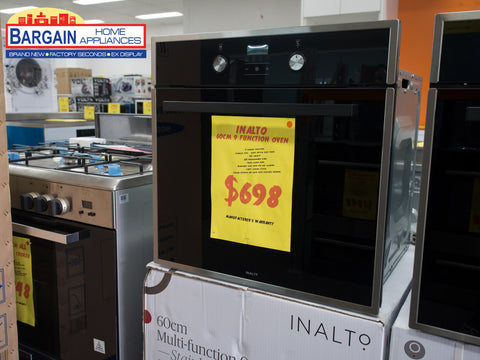 Inalto IO69 60cm Multifunction Electric Wall Oven
