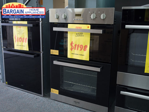 Euro EP8060DS 60Cm Multifunction Double Oven