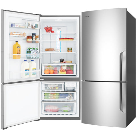 Westinghouse WBE4500SALH 450L Stainless Steel Bottom Mount Fridge