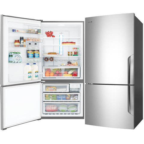 Westinghouse WBE5300SA-L 528L Stainless Steel Bottom Mount Fridge