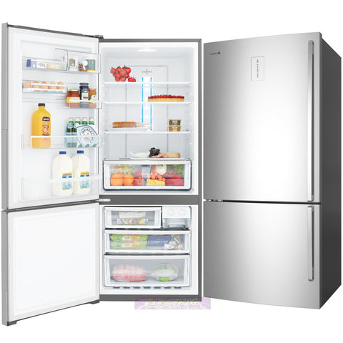 Westinghouse WBE5304SA 528L Stainless Steel Bottom Mount Fridge