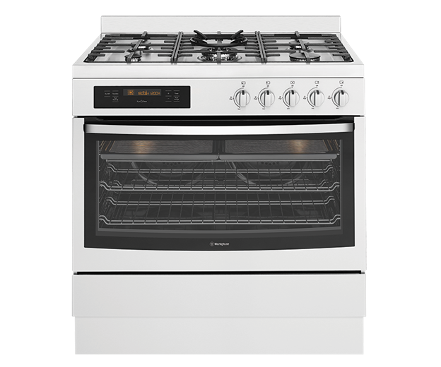 Westinghouse WFEP915SB 90cm Pyrolytic Freestanding Oven